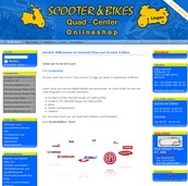 OnlineShop Scooter & Bikes